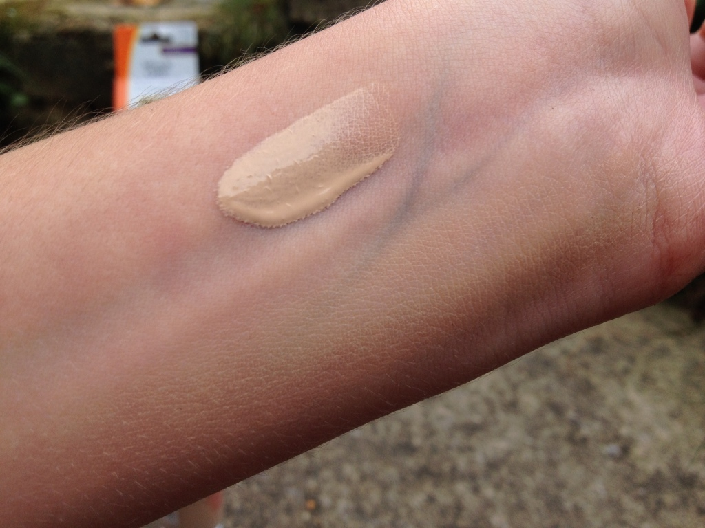bourjois foundation swatch
