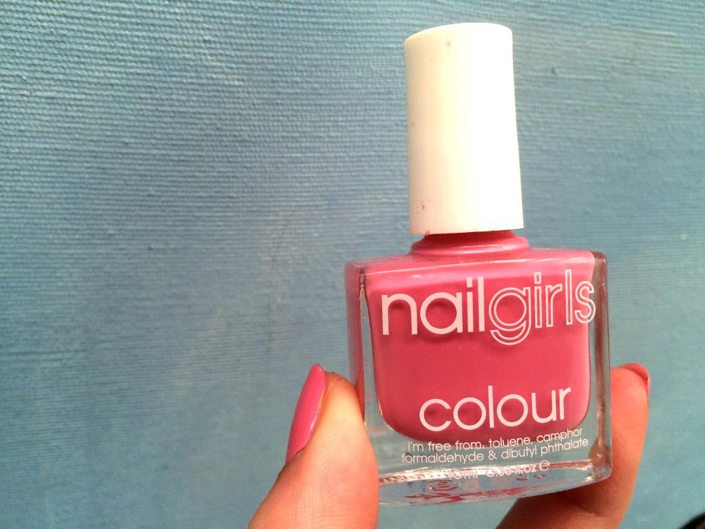 Nail girls