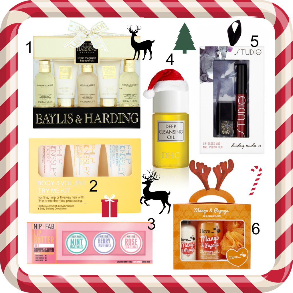 Under £5 Christmas Gift Guide