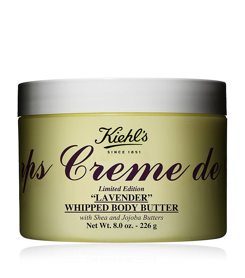 Kiehl's Crème De Corps Lavender Whipped Body Butter
